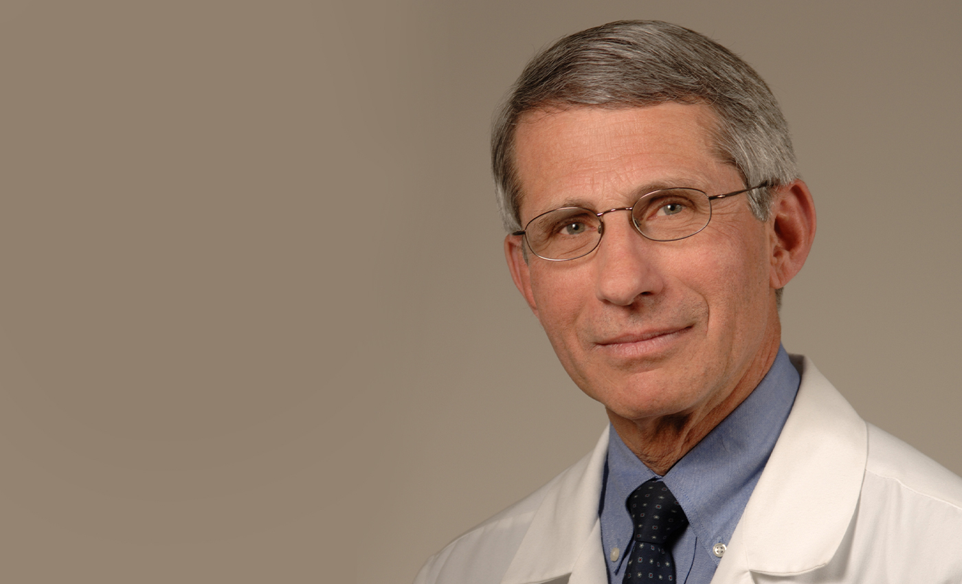 """Anthony Fauci, Chief Medical Advisor to the US President, said he was """"really quite agnostic"""" on COVID-19 vaccine patent waivers."""