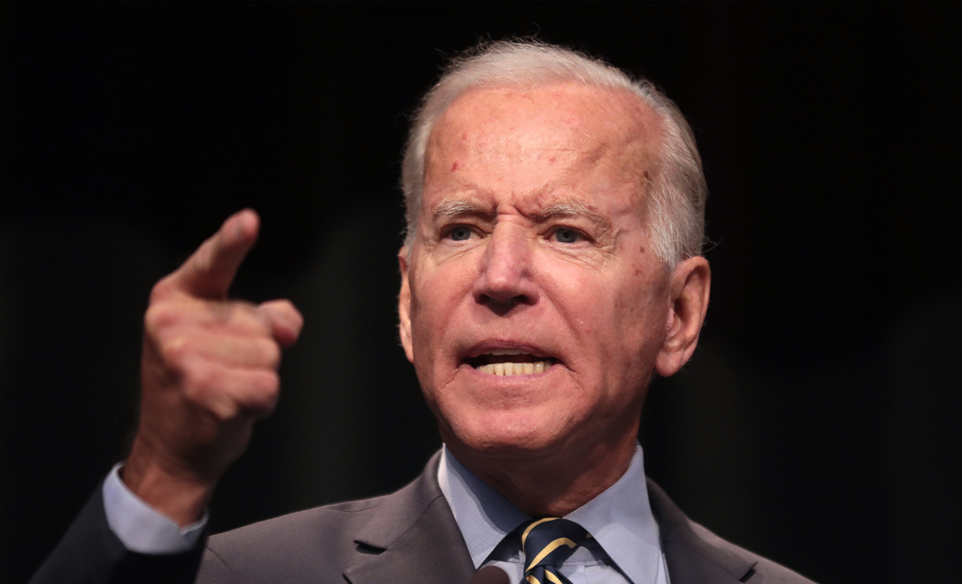 Joe Biden opposed President Trump's decision to suspend all travel from China.