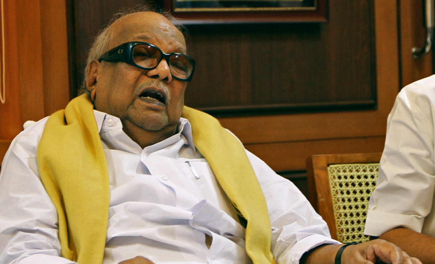 DMK hasn't won any Assembly Elections without allies since 1996.