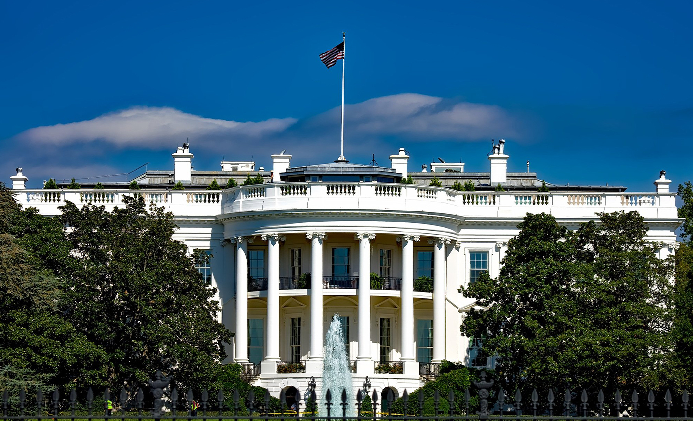 A fully vaccinated White House official has tested positive for COVID-19.