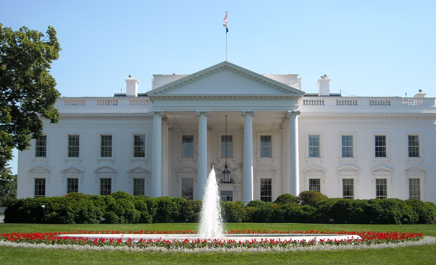 The White House was vacant for ten days after President Biden's inauguration.