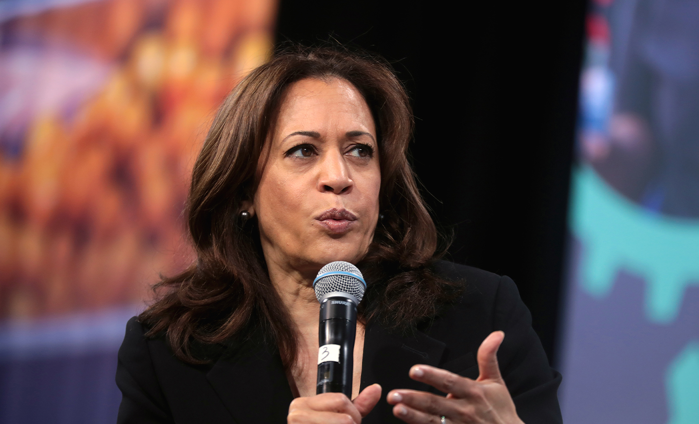 Kamala Harris prosecuted the journalists who exposed Planned Parenthood's crime.