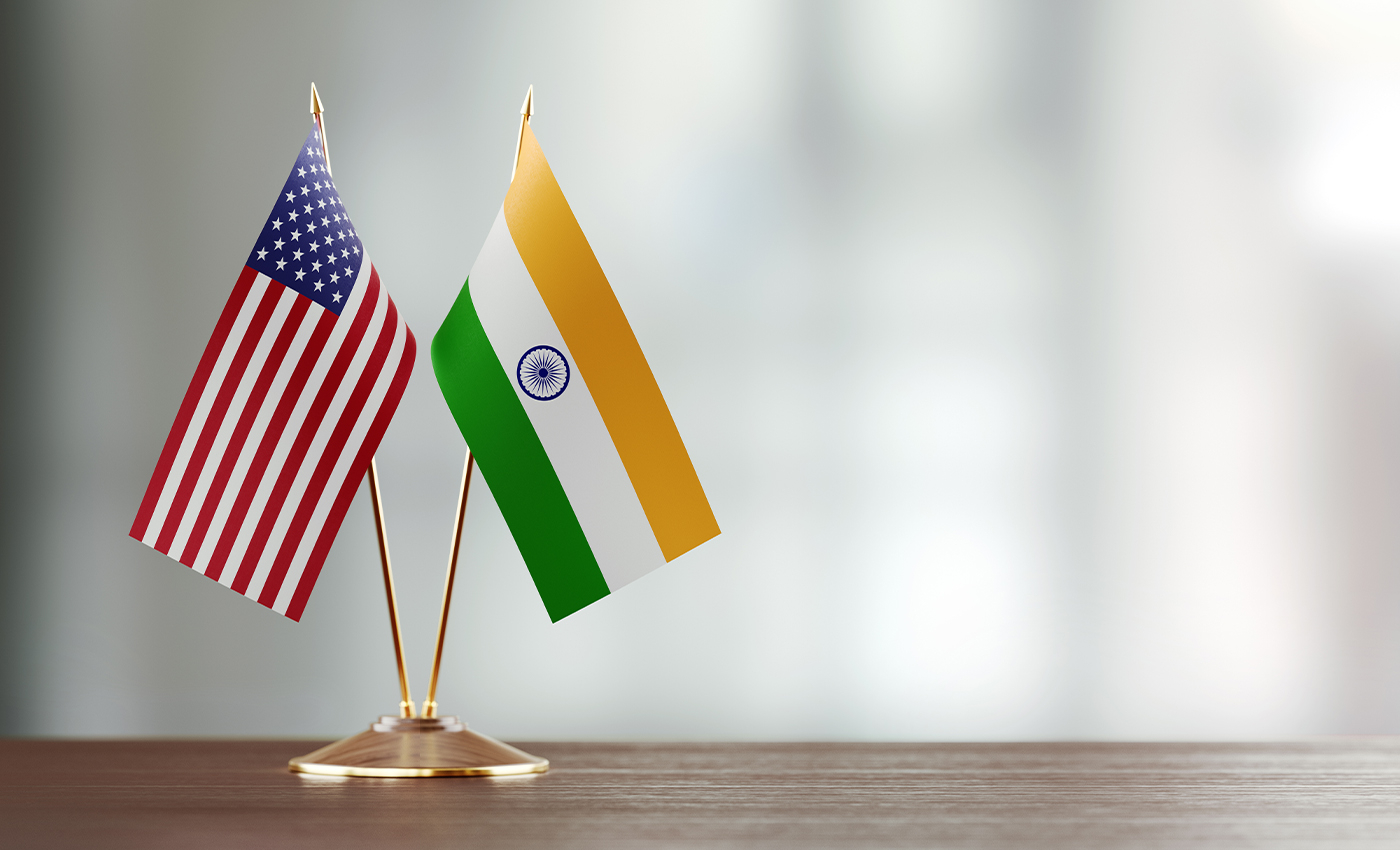 India received emergency COVID-19 relief shipments from the U.S.