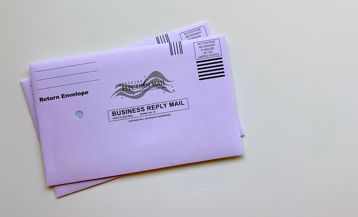 Votes counted after Election Day are not legitimate.