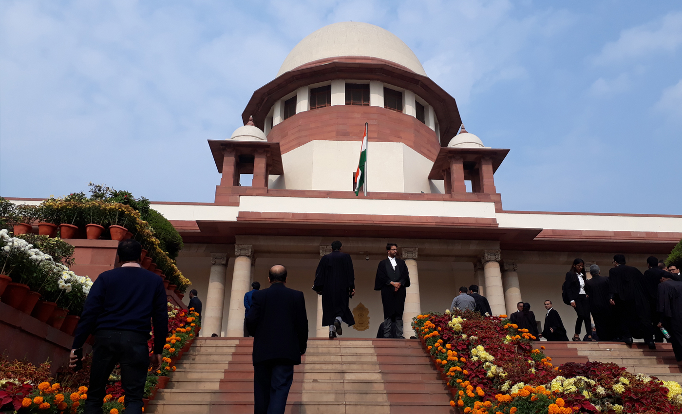 Supreme Court gives the government hold over hindu temples.