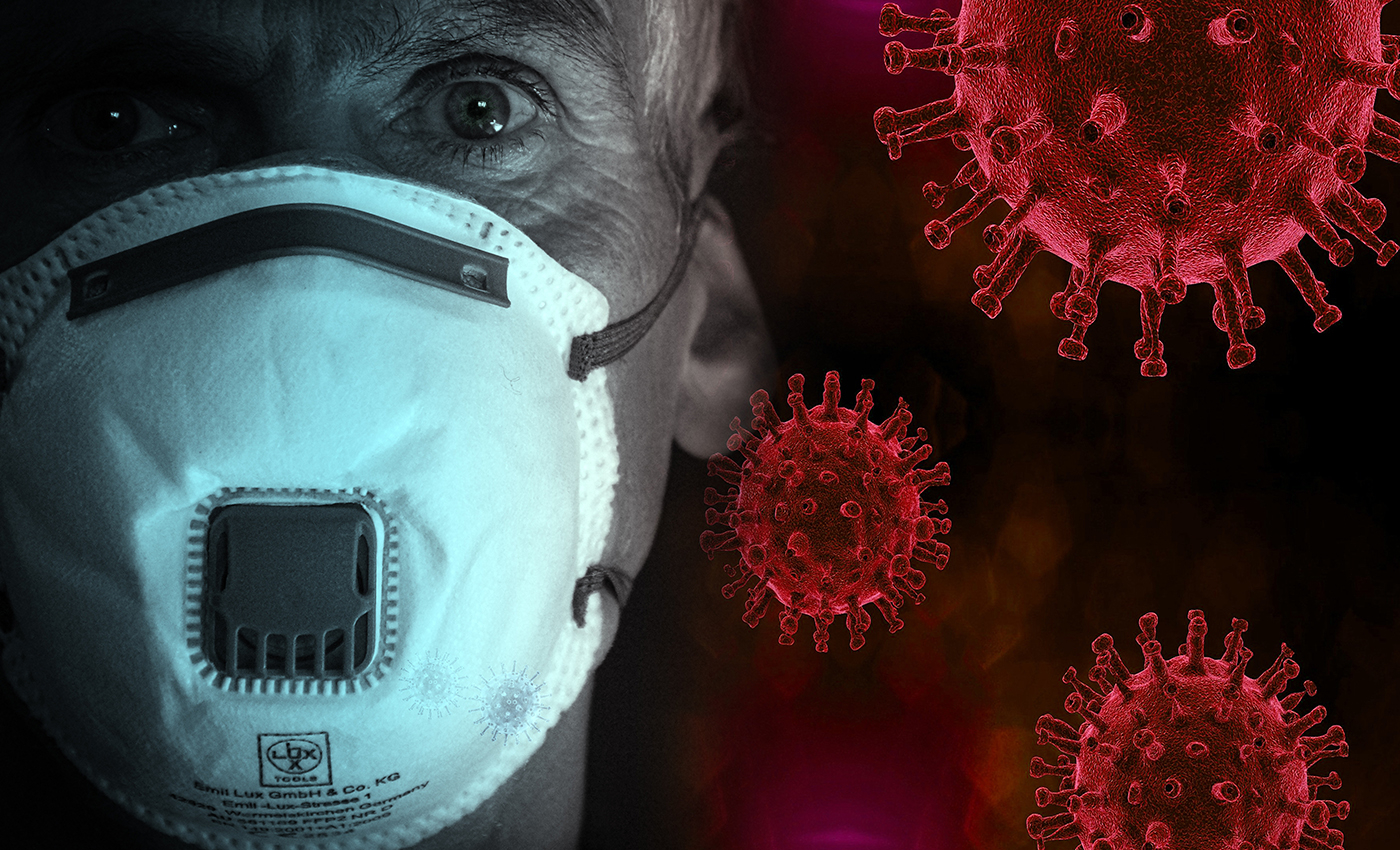 A man in the U.S. has contracted COVID-19 twice, and the second hit is more severe.