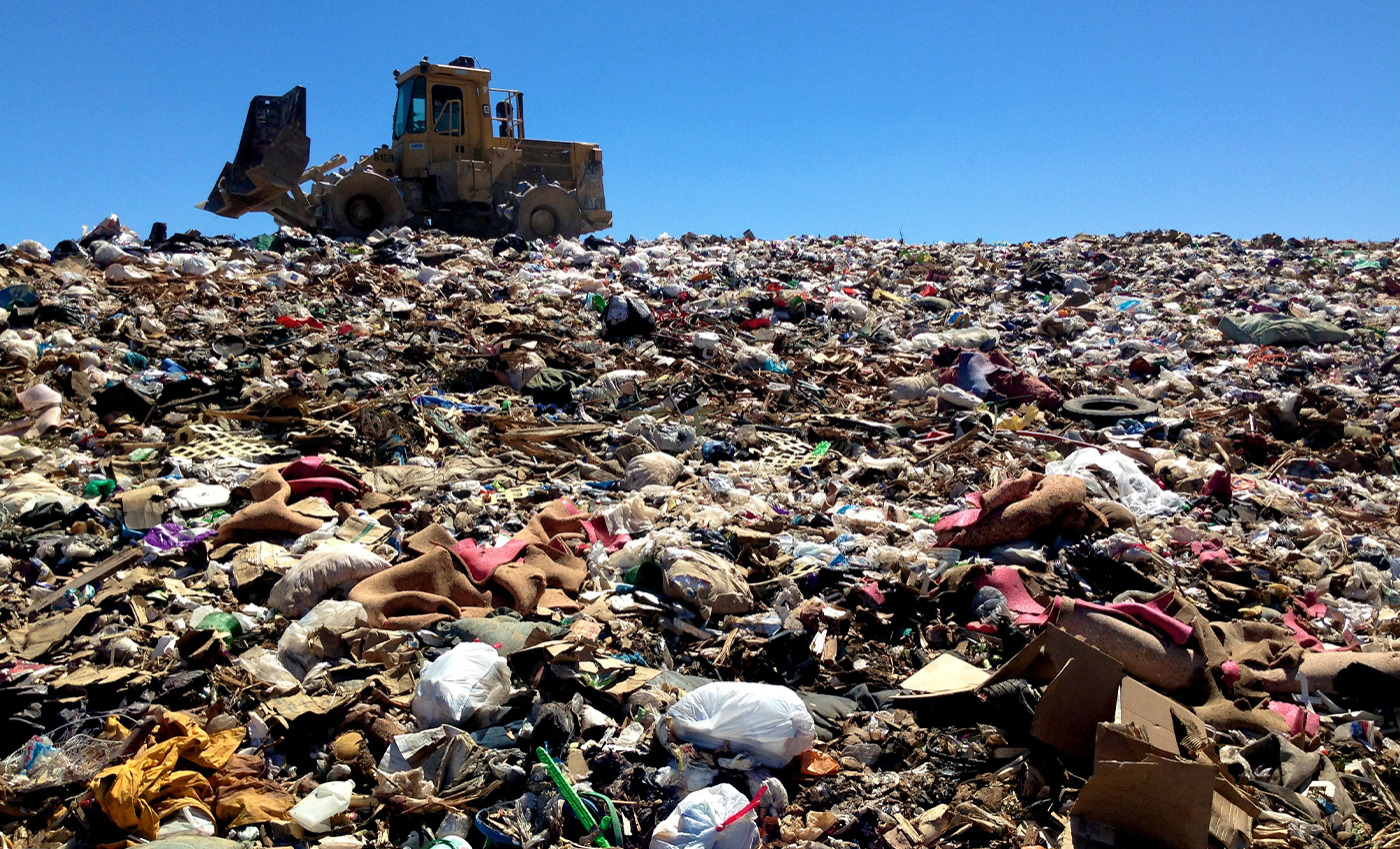 Big oil misled the public into believing plastic would be recycled.