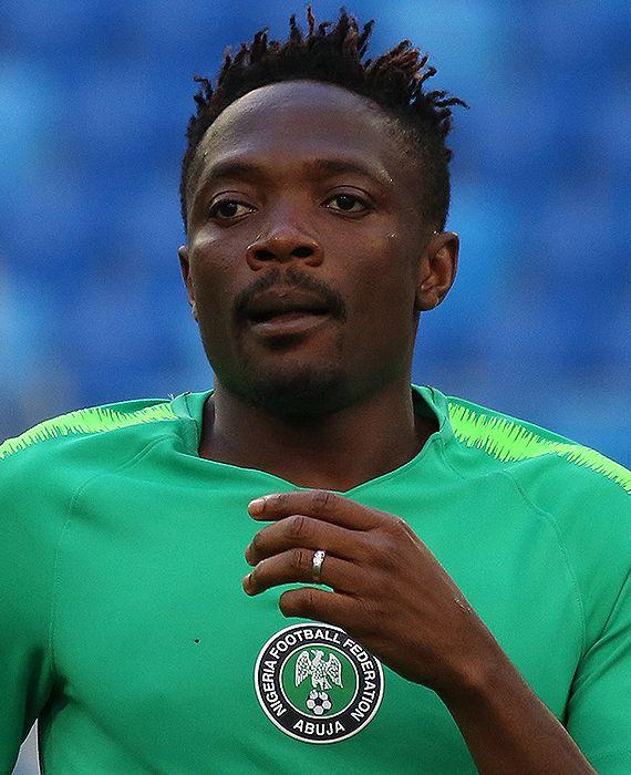 Nigerian national football team's captain Ahmed Musa has tested positive for Coronavirus.
