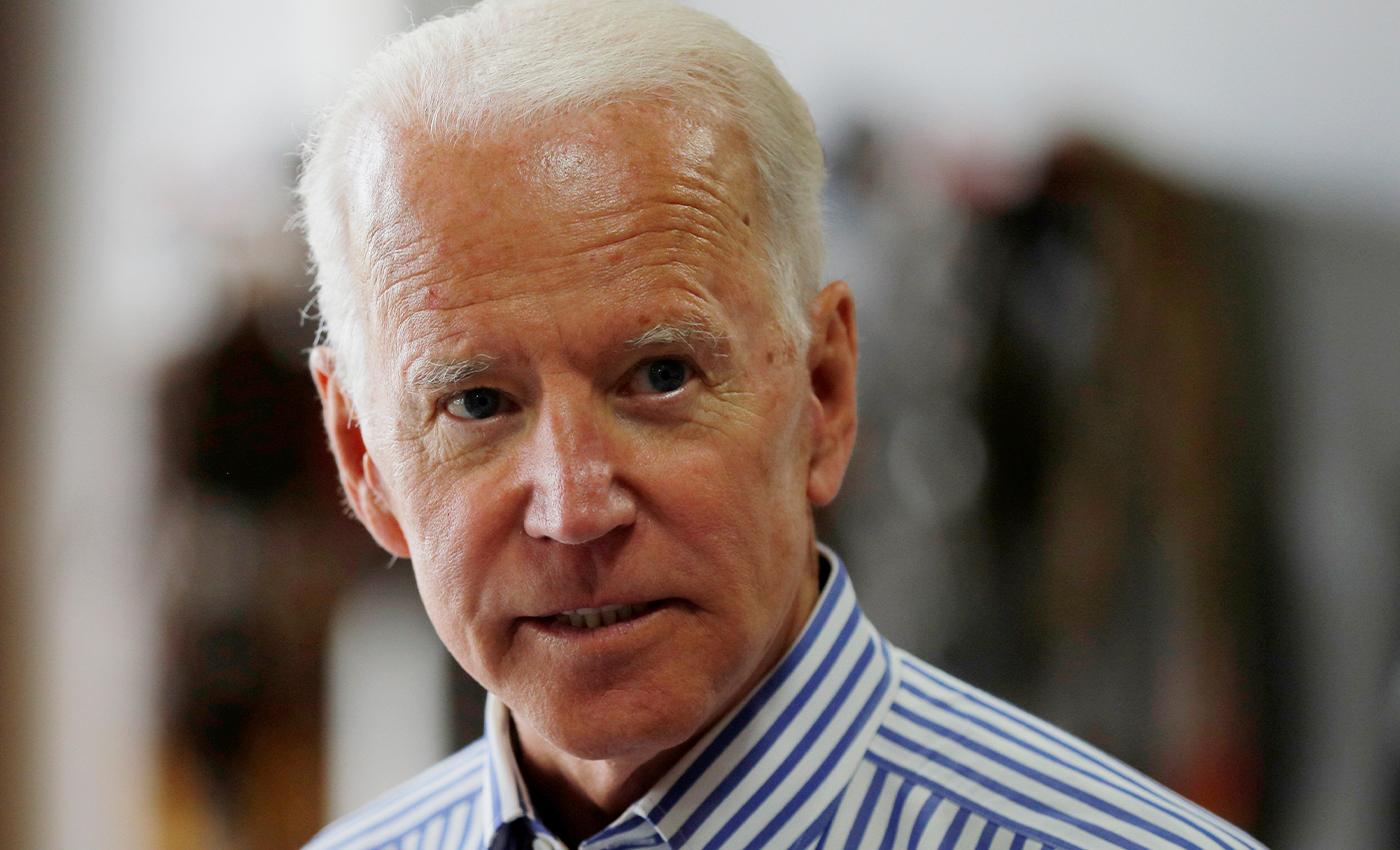 Joe Biden is President of the United States.
