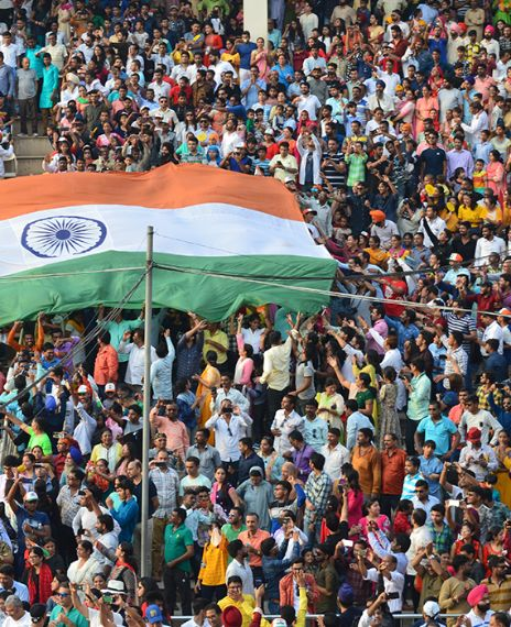 Kerala's Hindu population has gone up.
