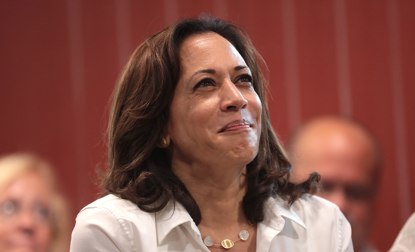 Kamala Harris did nothing on criminal justice reform in California.