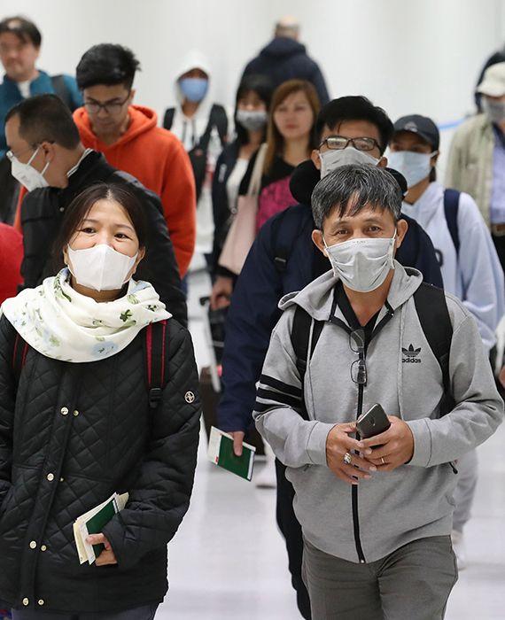 Beijing raises the COVID-19 emergency response level to II from III.