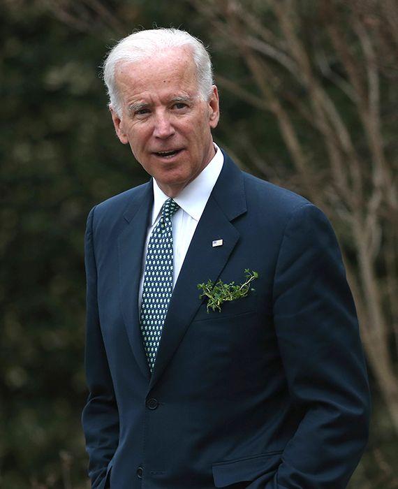 Joe Biden said he is an O'Biden-Bama Democrat during a campaign event in Missouri.