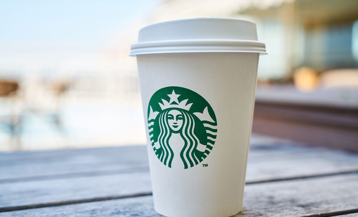 Starbucks supports and funds Israel.