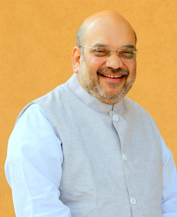 Home Minister Amit Shah is suffering from bone cancer.