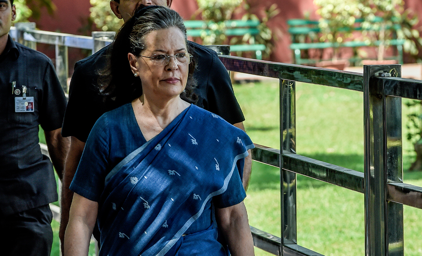 Sonia Gandhi requested PM Modi to provide free education for orphaned children during COVID-19.