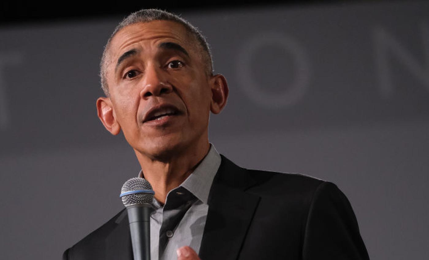 Barack Obama once broke a racist classmate's nose.