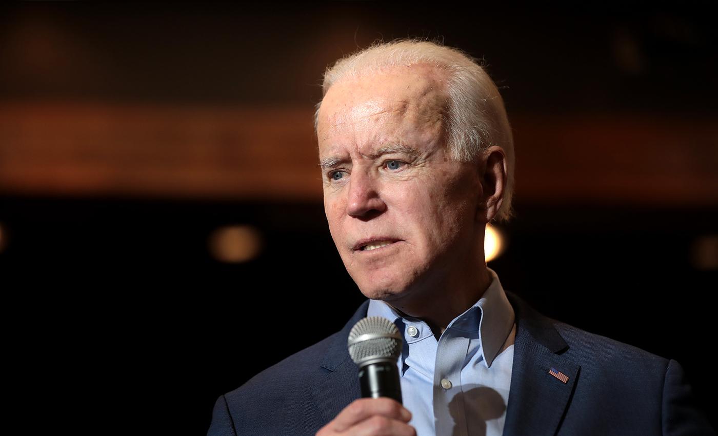 Joe Biden wants the U.S. to have open borders.