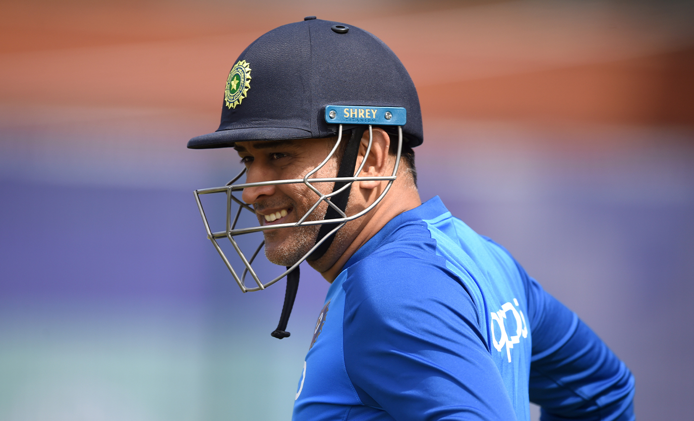 Former Indian Cricket team captain Mahendra Singh Dhoni announces retirement from international cricket.