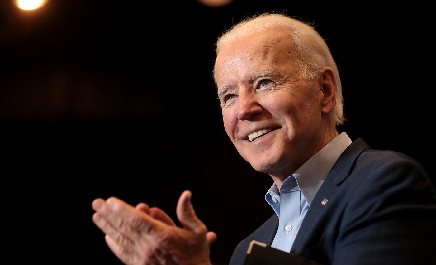 Joe Biden has supported racist policies.