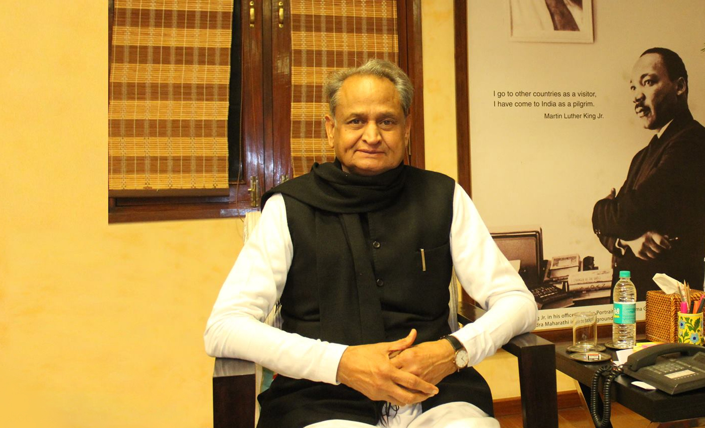 The Congress government will move a confidence motion in the Rajasthan Assembly.