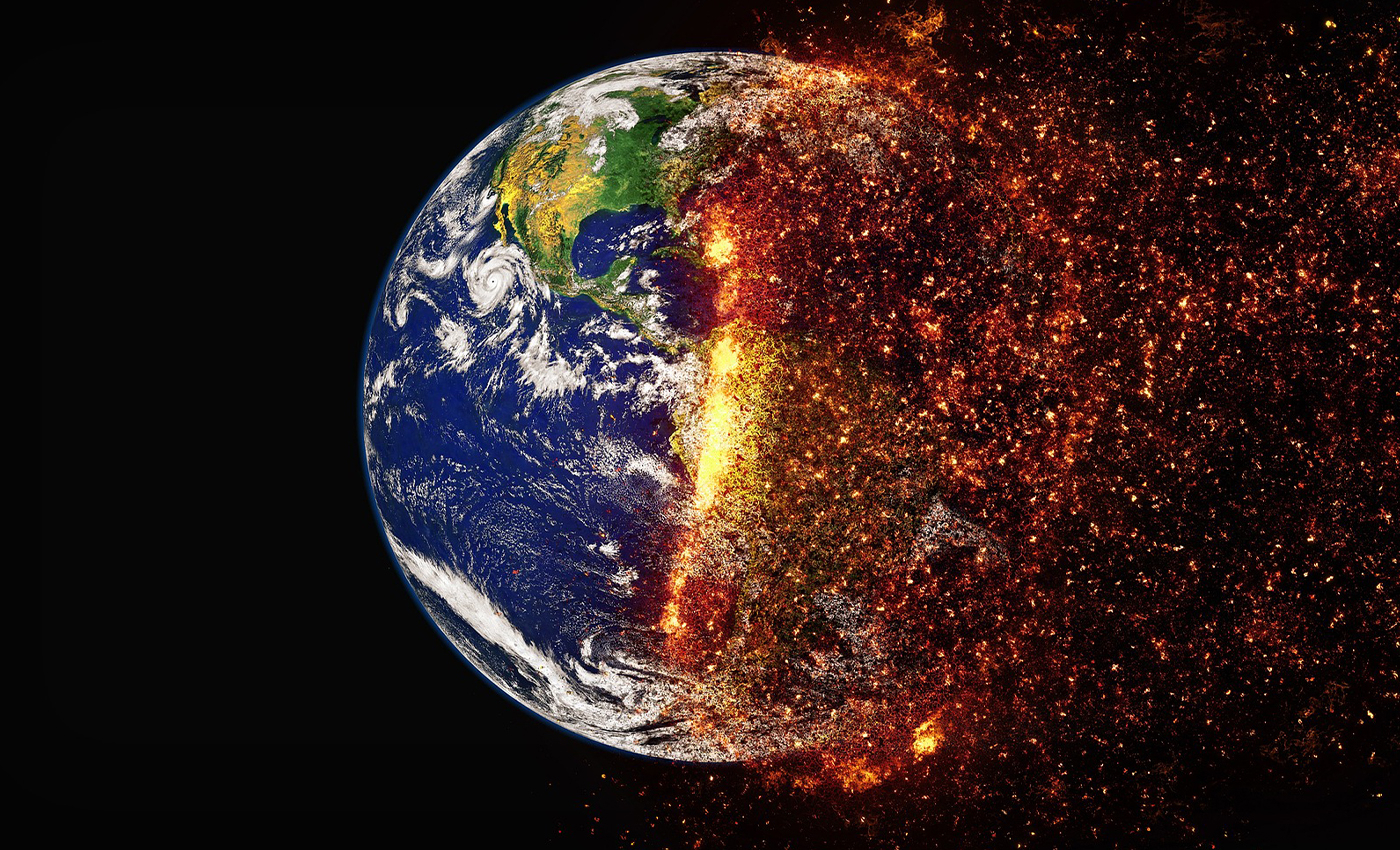 The dramatic drop in greenhouse gases and air pollutants seen during the global lockdown will have little impact on global warming.