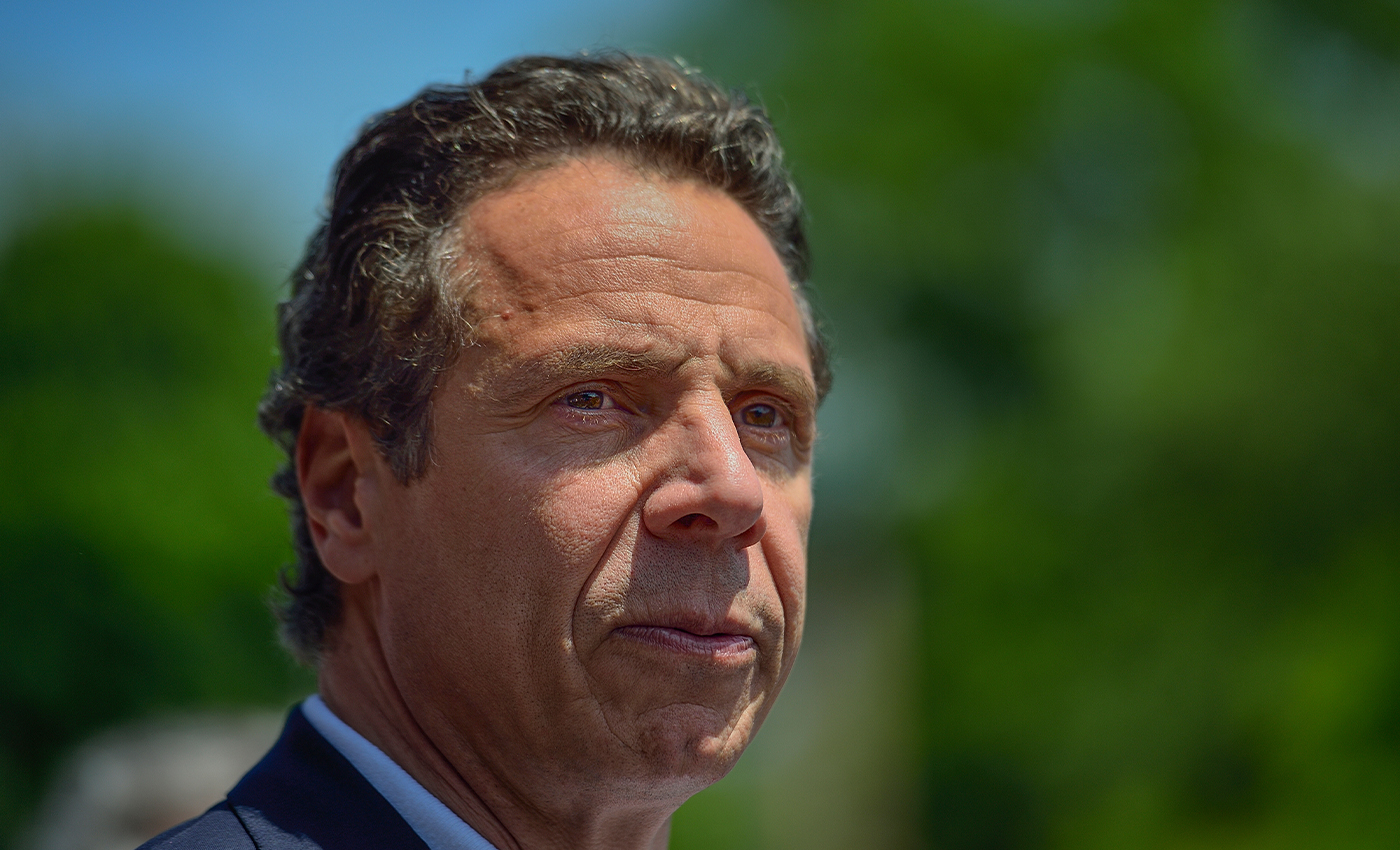 Andrew Cuomo's order on care homes led to an increase in deaths.