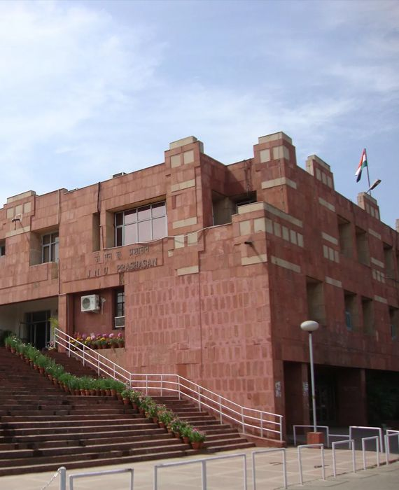 JNU professor quits government panel over the situation in Jawaharlal Nehru University.