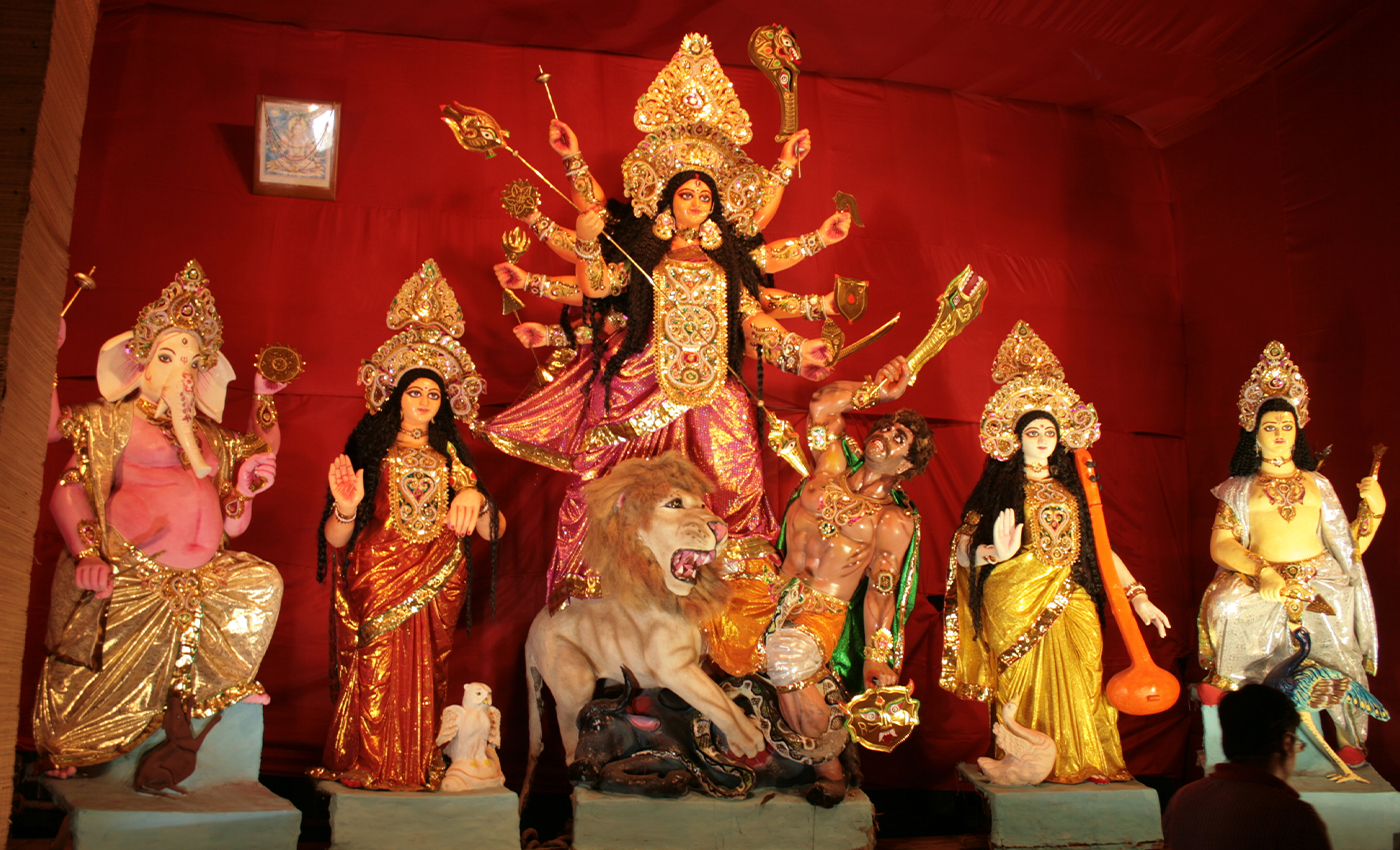 Tripura has reduced the number of holidays for Hindus' famous Durga Puja.
