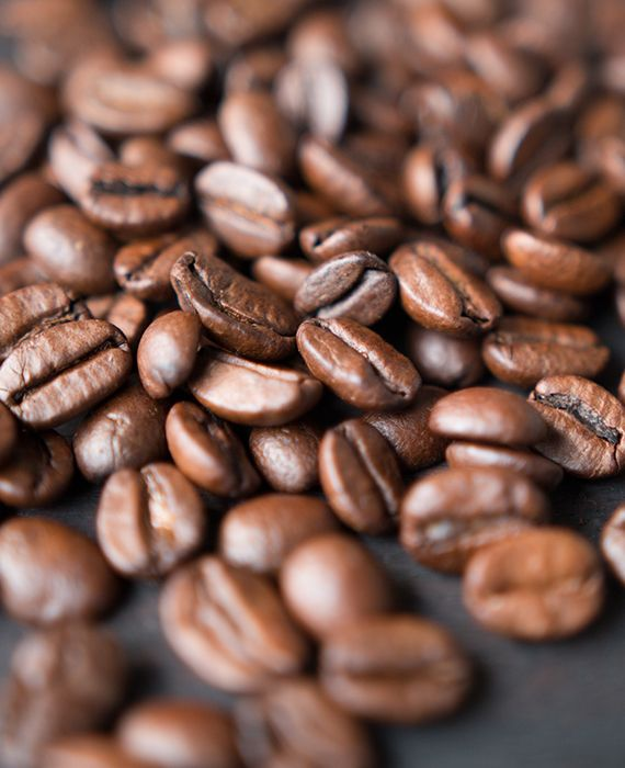 Cocaine was discovered inside a package of coffee beans.