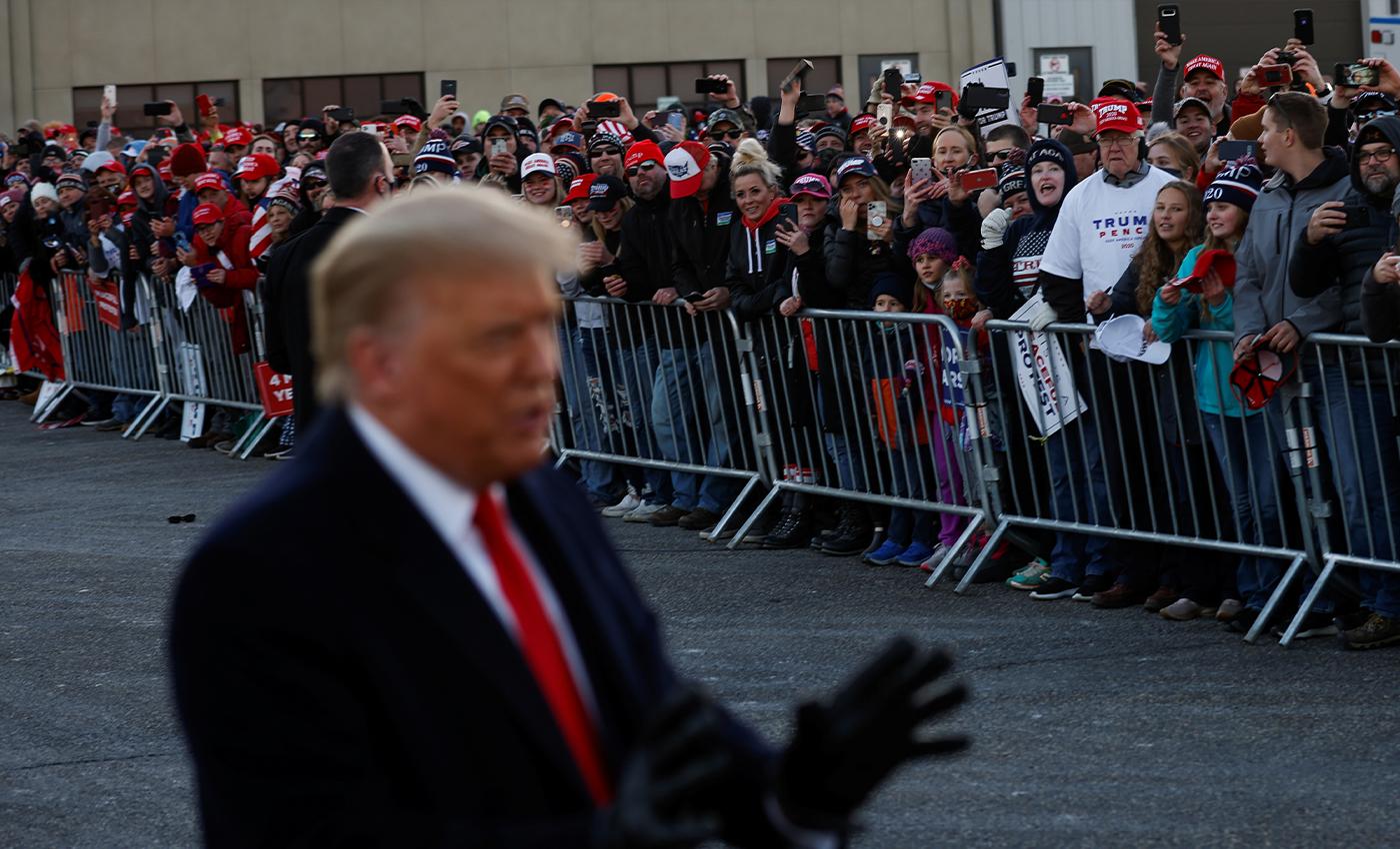 Donald Trump invoked the Insurrection Act.