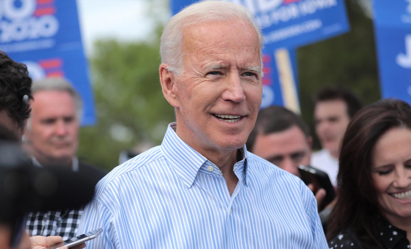 Presidential candidate Joe Biden wants to raise taxes.