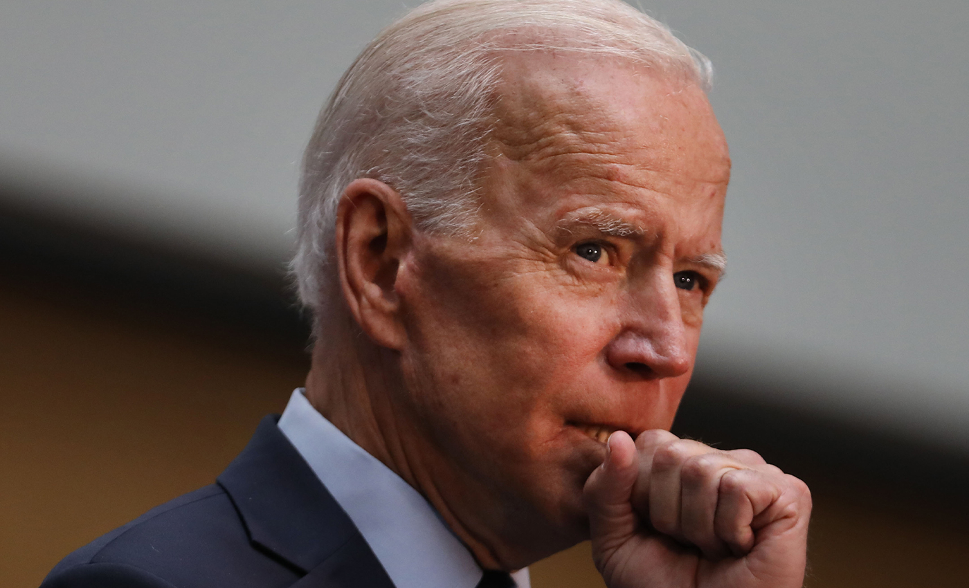 58% of Biden voters say their vote is more likely against Trump than for Biden