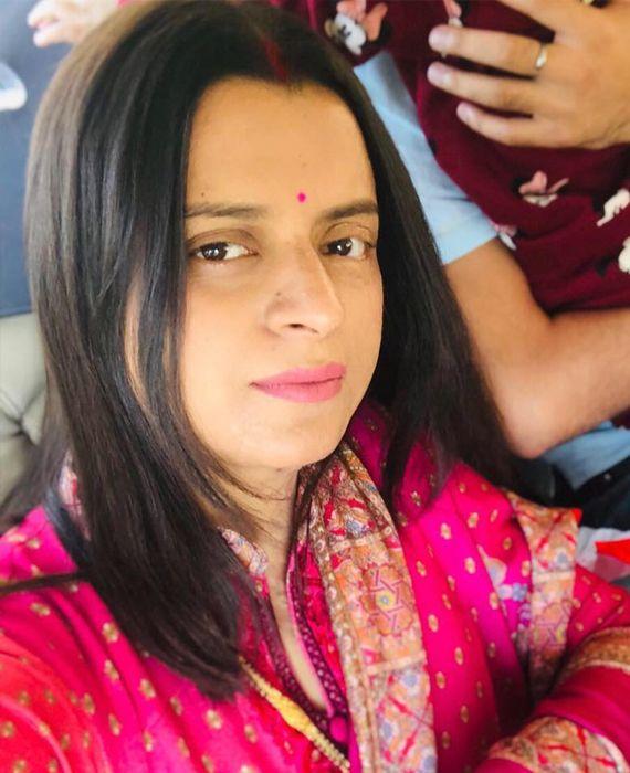 Twitter suspends Kangana Ranaut's sister Rangoli Chandel's account after controversial posts.