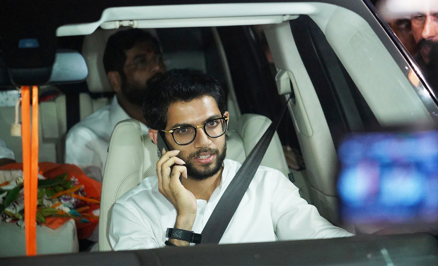 Aaditya Thackeray launched a company that makes devices that can detect COVID-19 from your voice.