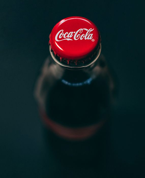 Coca Cola only sold 25 bottles in the first year.