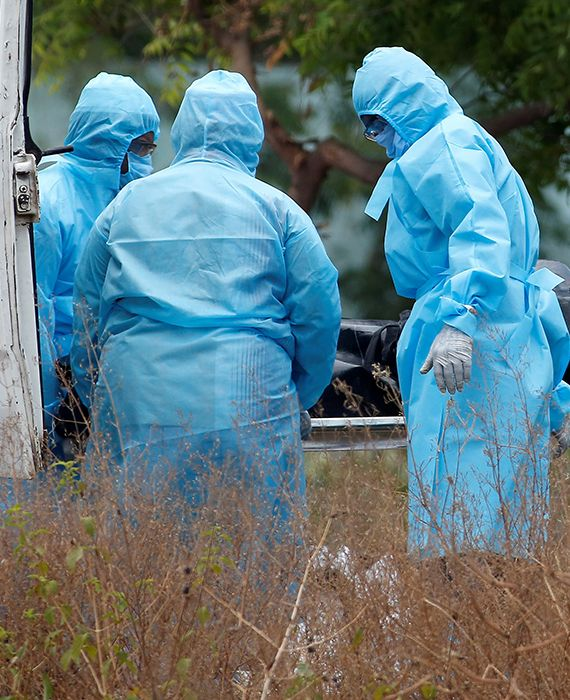 Europe has recorded the highest number of fatalities with 1,24,525 people dying due to coronavirus across the continent.