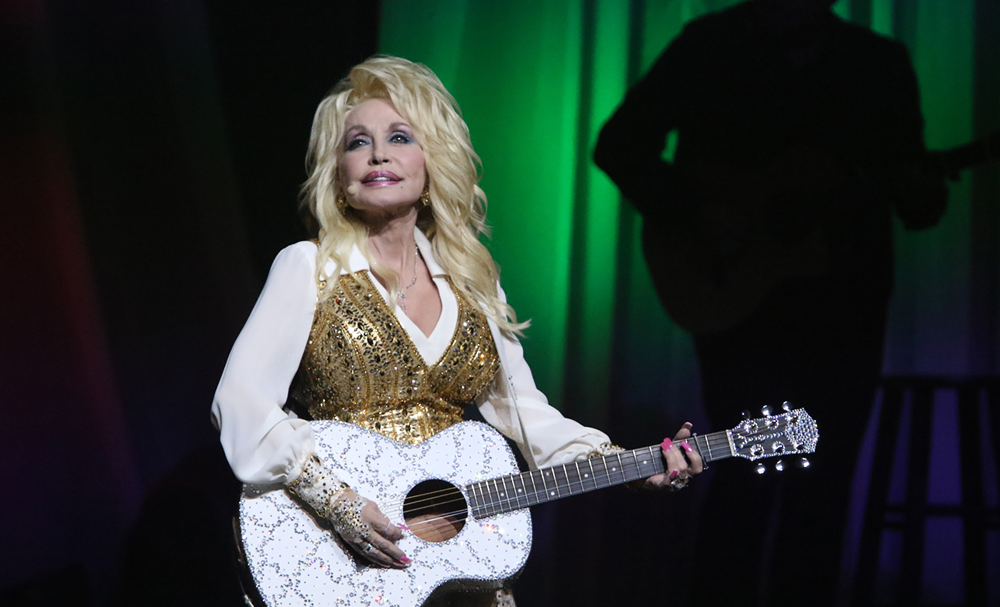 Dolly Parton supported the Moderna COVID-19 vaccine research with a $1 million donation.