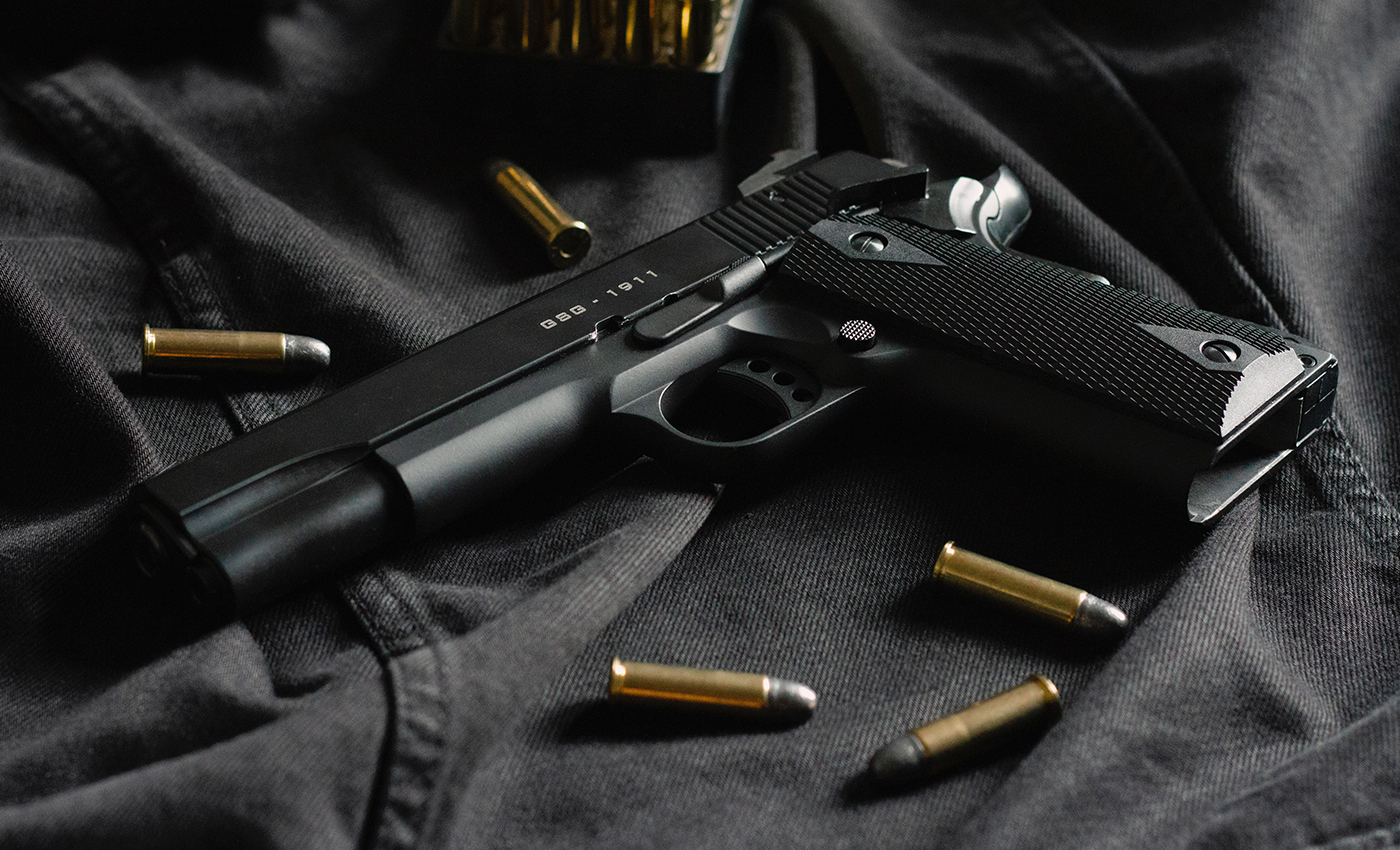 Gun manufacturers are exempt from being sued in the U.S.