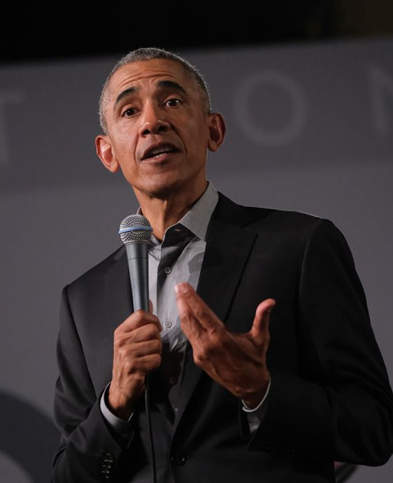 Barack Obama is responsible for the N95 mask shortage in the U.S.