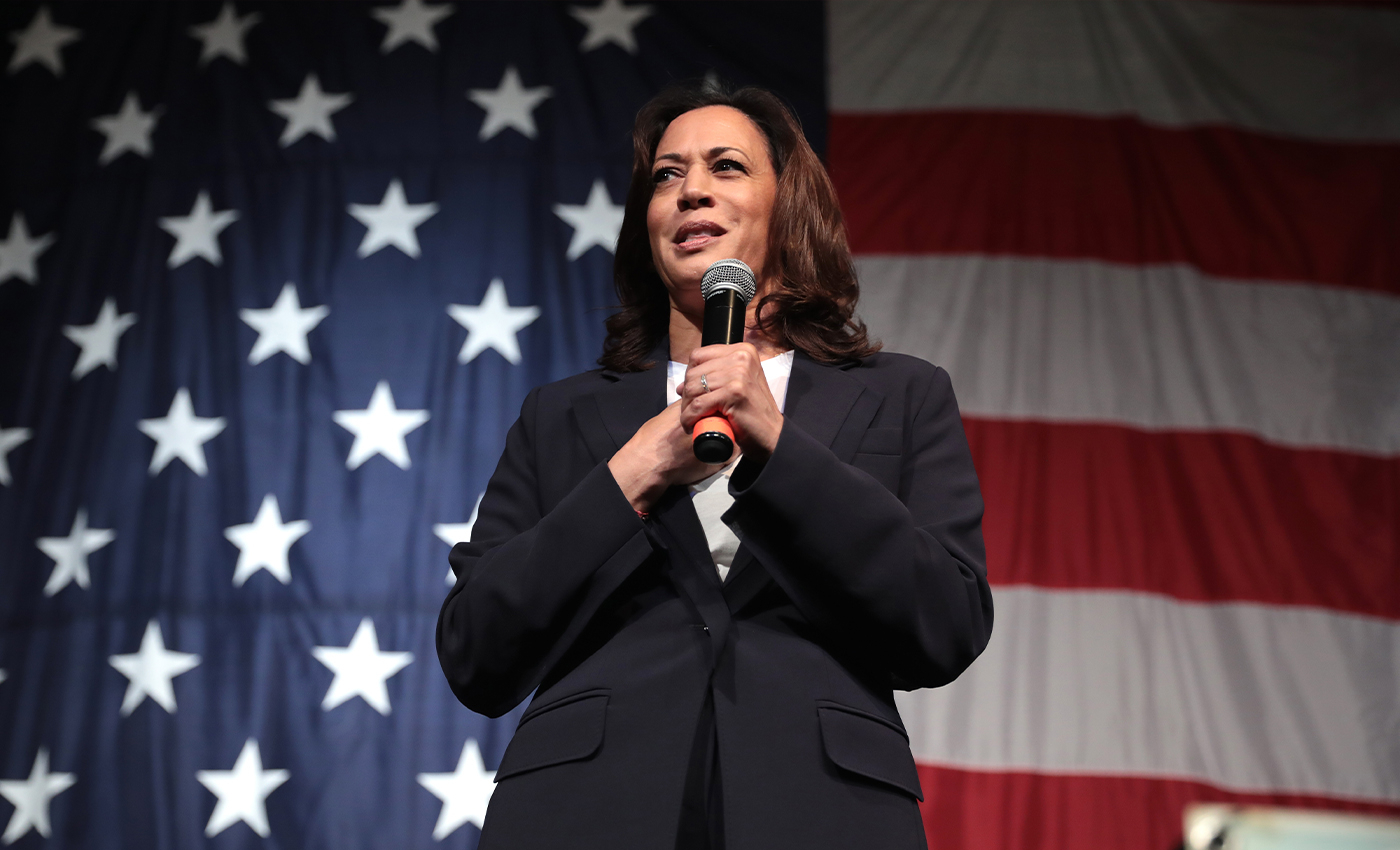 Kamala Harris called for the age of consent to be lowered to 12.