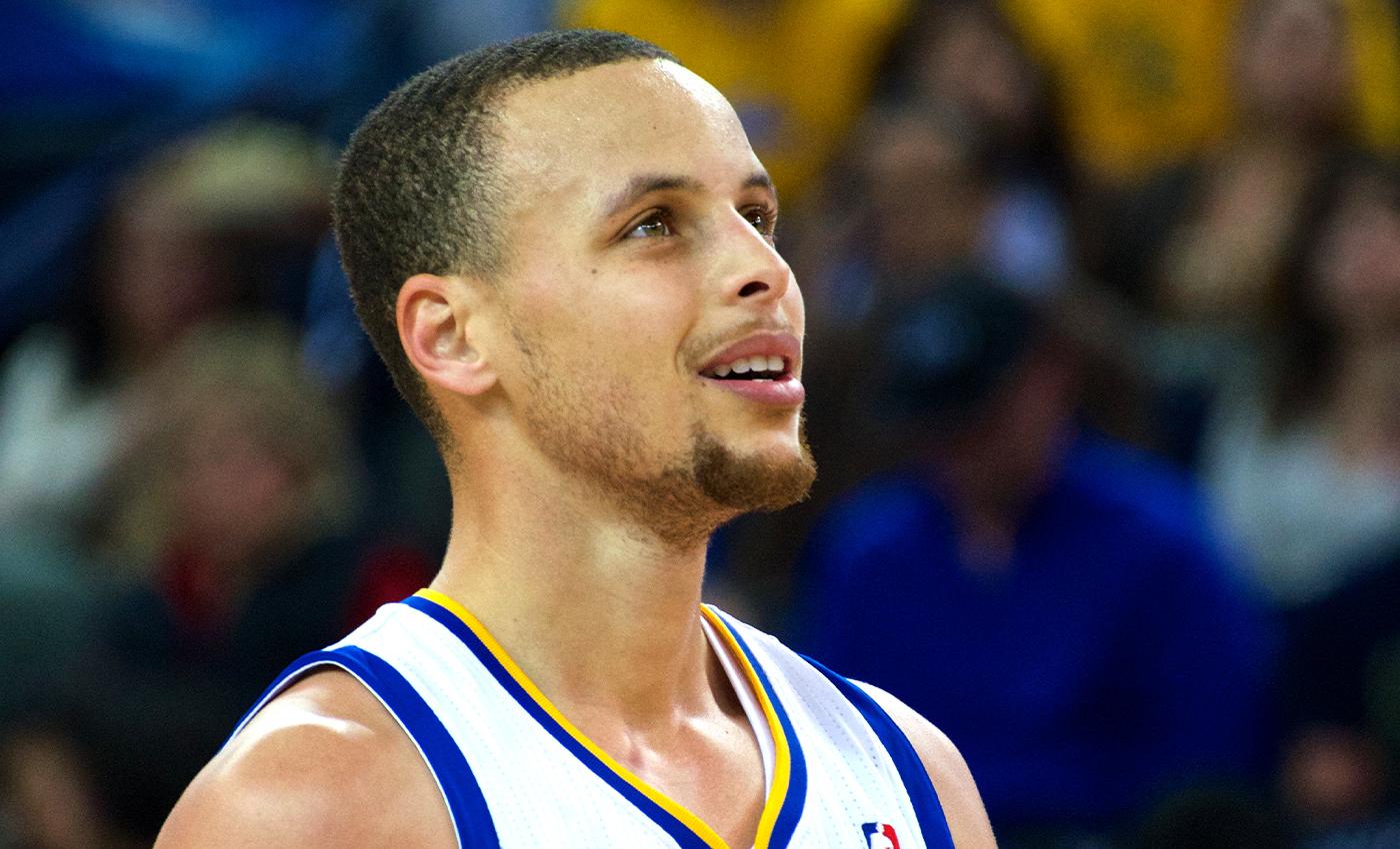 NBA star Steph Curry endorsed Joe Biden.