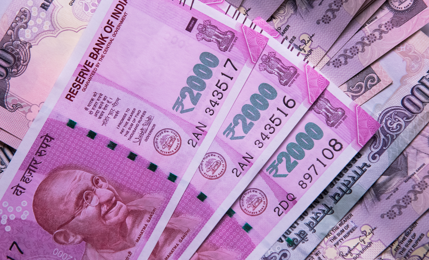 The Reserve Bank of India will invalidate the old ₹5, ₹10, and ₹100 currency notes by April 2021.