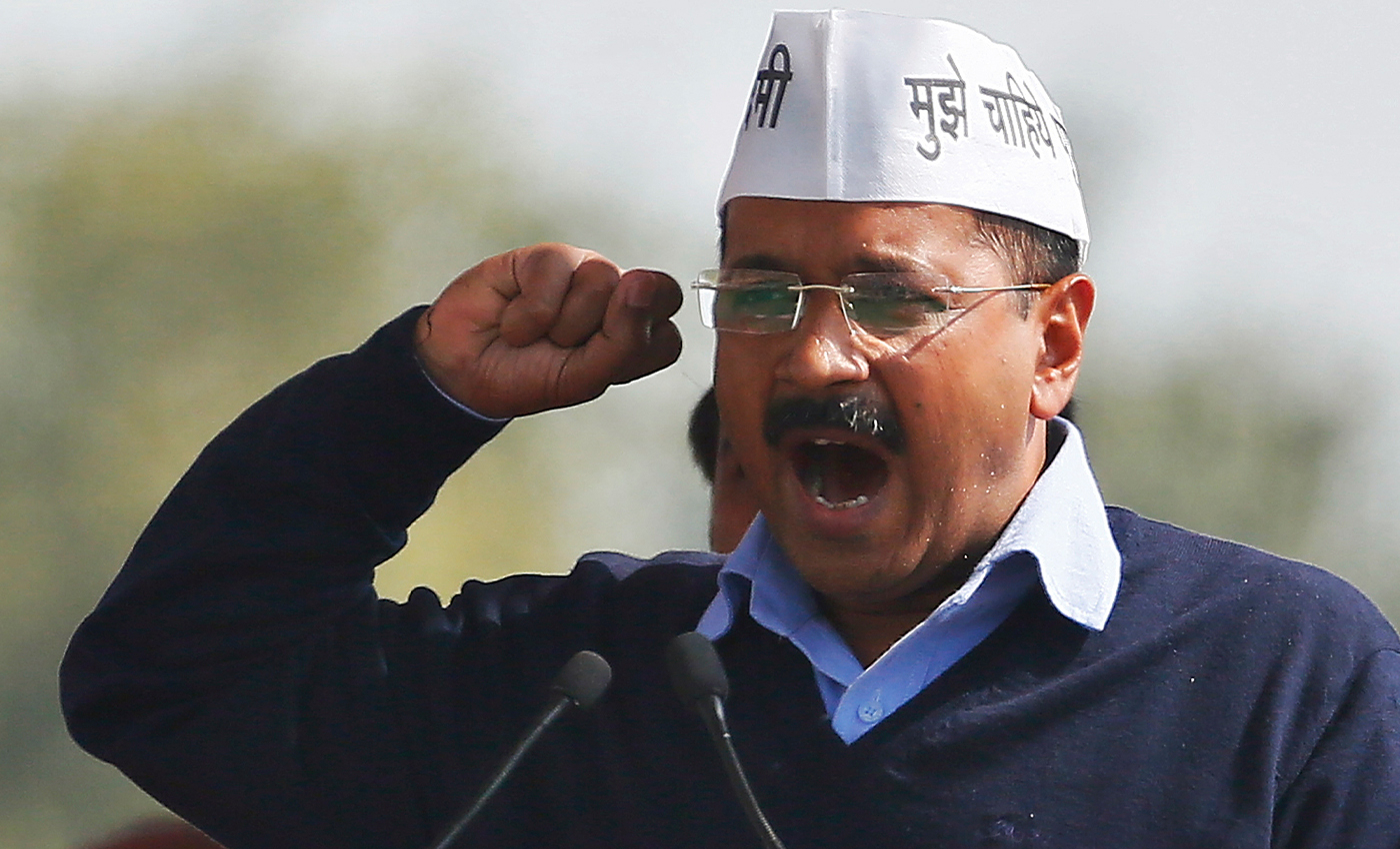 AAP will contest state elections in West Bengal and Tamil Nadu.