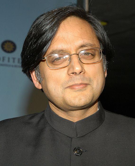 Shashi Tharoor liked a Chinese propaganda video on Twitter.
