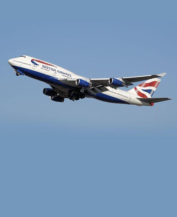 British Airways is closing down.