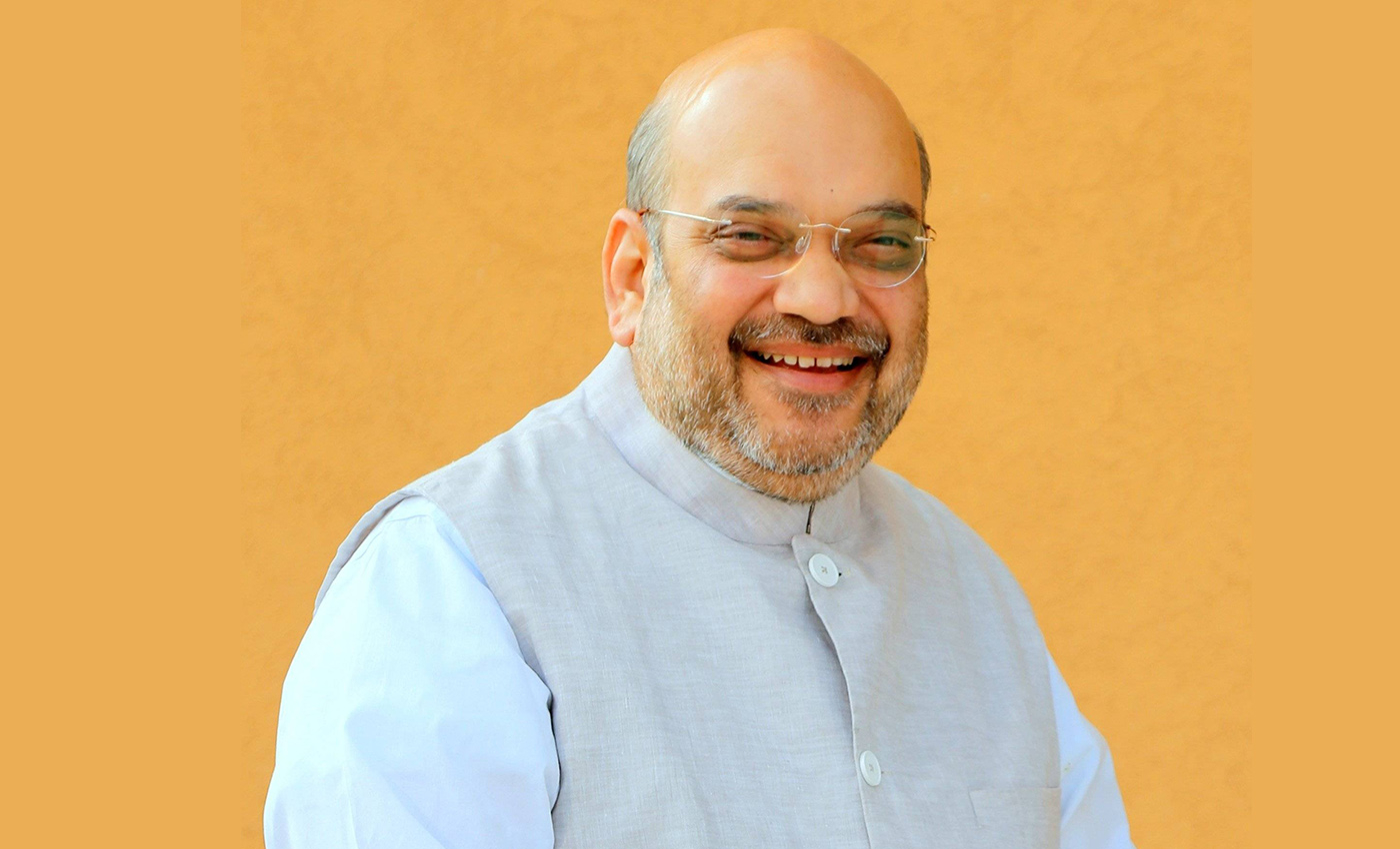 Amit Shah has tested negative for COVID-19.