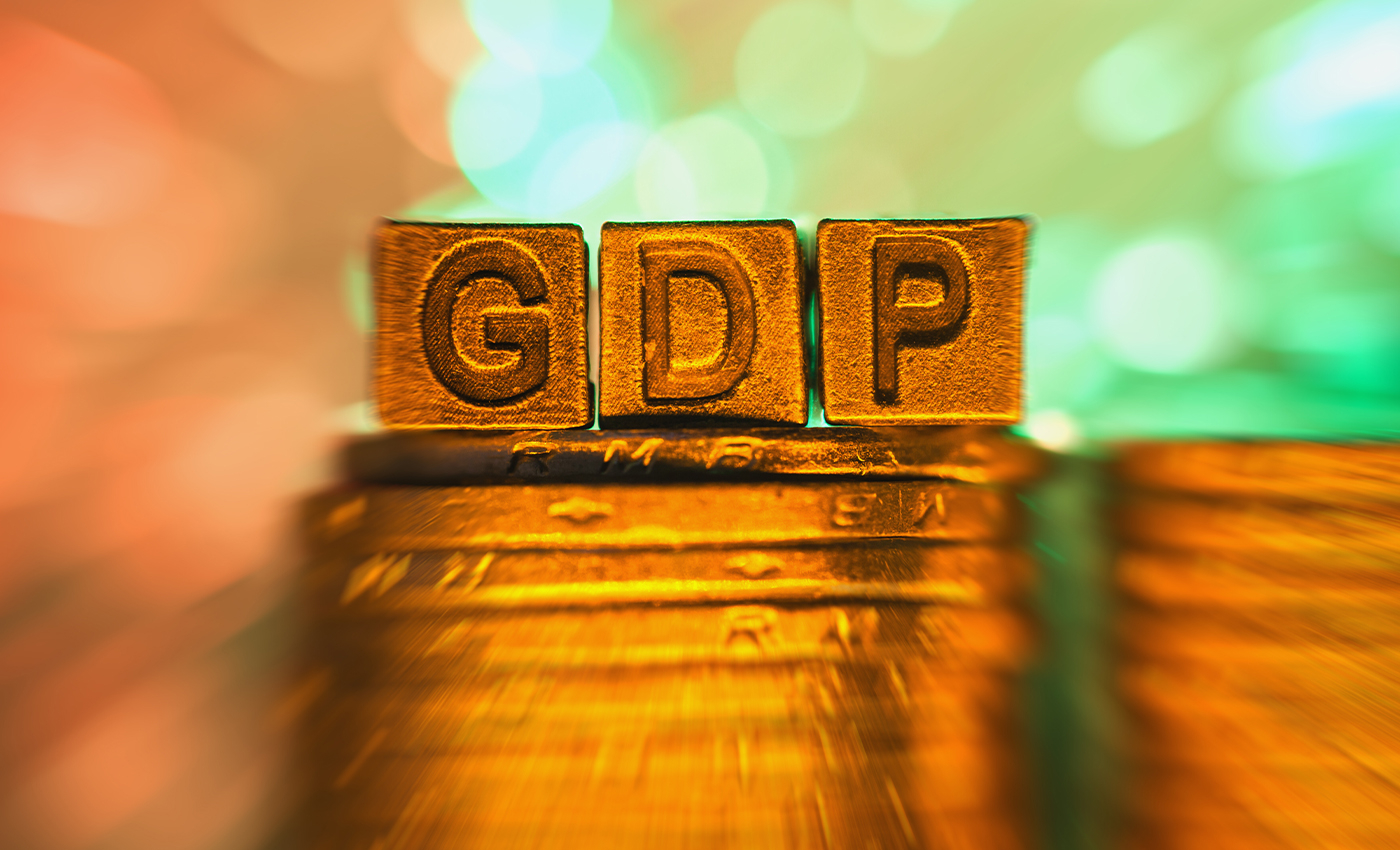 The UK was the highest hit among G7 economies between April to June.