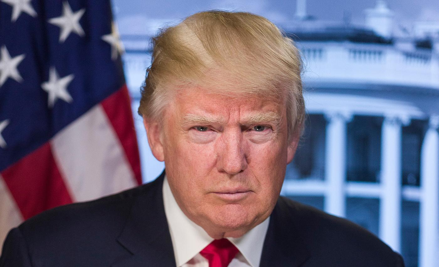 Donald Trump had a stroke in November 2019.