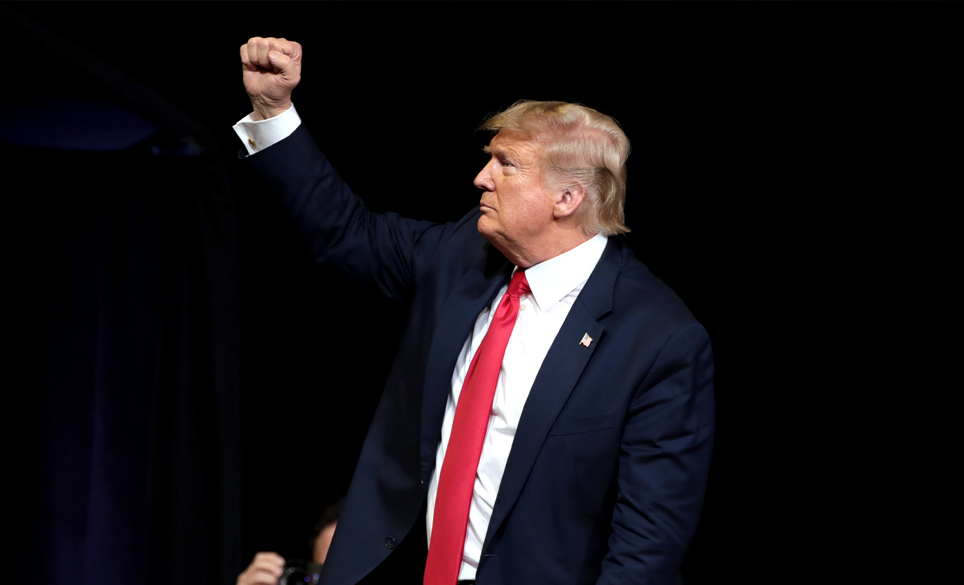 Investors from outside the U.S contributed to Trump's presidential campaigns.